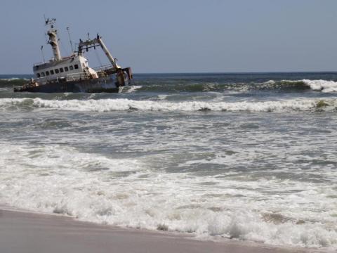 Shipwreck (Hentiesbaai)