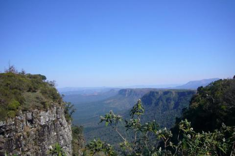 Blyde Rivier Canyon View