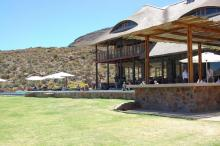 Relaxing at a Game Park in Ceres Region (Cape Province)