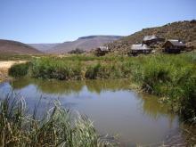 Accomodation at Game Park - Ceres Region (Cape Province)
