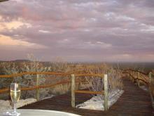 View from Eagle's Nest / Vingerklip