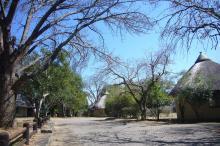 Rondavel Accomodation in Kruger Park