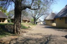 Accomodation at Victoria Falls