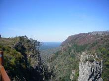 Blyde Rivier Viewpoint
